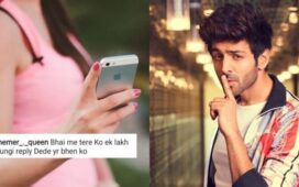 Kartik Aaryan Witty Reply