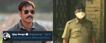 Ajay Devgn Mumbai Police