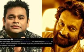 Shekhar Kapur On AR Rahman