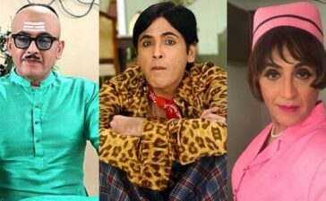 Aasif Sheikh Different Characters Bhabiji