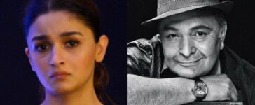 Alia Bhatt Emotional Letter On Rishi Kapoor