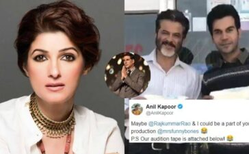 Anil Kapoor Audition Twinkle Khanna