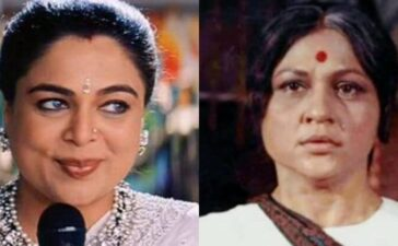 Bollywood Actress As Mother