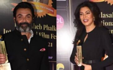 Dadasaheb Phalke Awards 2021 Winners