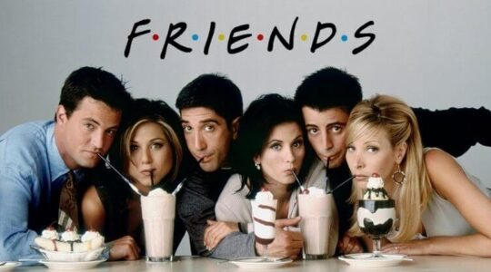 Friends Series Facts