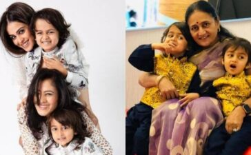 Genelia D'Souza Mother Day