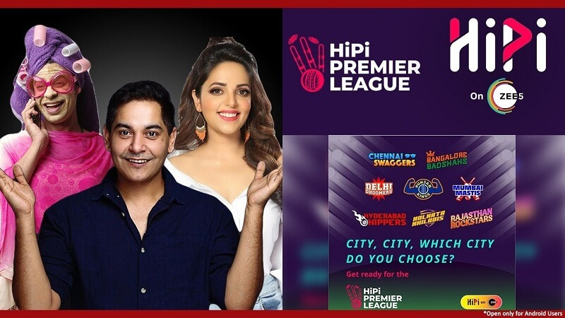 ZEE5 HiPi Premier League