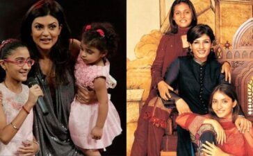 Indian Celebrities Adopted Children