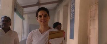Kangana Ranaut As Thalaivi Jayalalithaa
