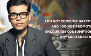 Karan Johar Statement