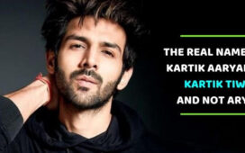 Kartik Aaryan Facts