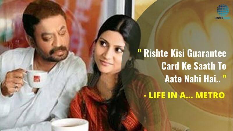 Irrfan Khan Dialogues