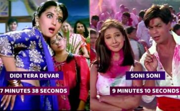 Longest Songs In Bollywood
