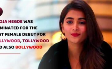 Pooja Hegde Lesser Facts