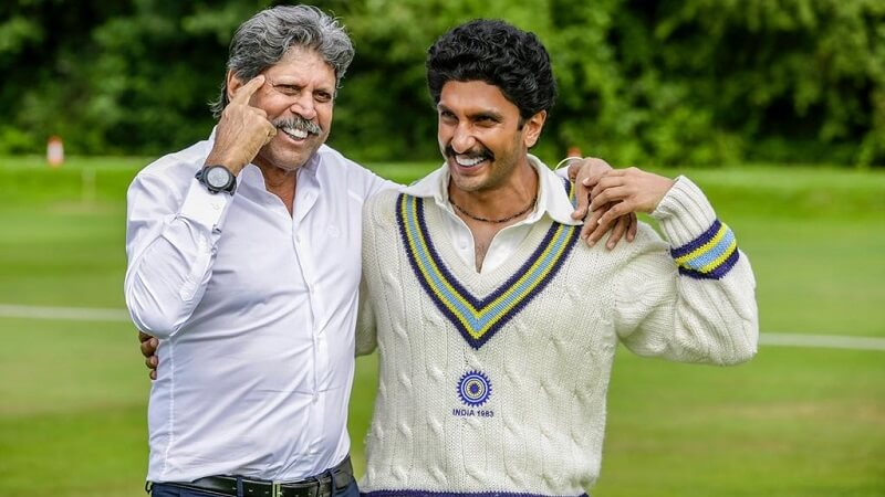 83 The Film Kapil Dev Ranveer Singh