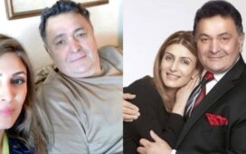 Riddhima Kapoor Post For Rishi Kapoor