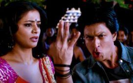 Shah Rukh Khan Priyamani