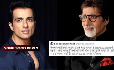 Sonu Sood Amitabh Bachchan