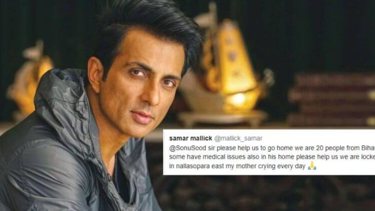 Sonu Sood Heartfelt Gesture For Students And Migrant Workers Is Winning  Hearts