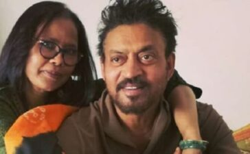Sutapa Sikdar Post For Irrfan Khan