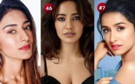 Times 50 Most Desirable Women 2019