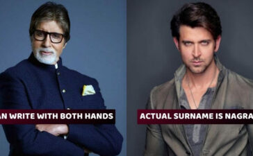 famous bollywood celebrities facts